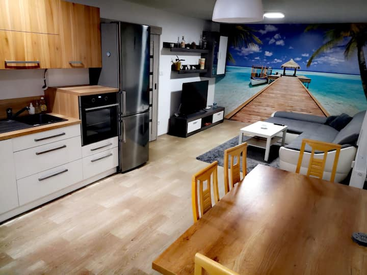 New Modern Apartment Klatovy