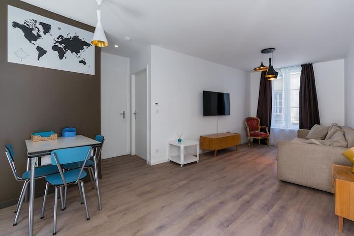 Appartement F2 ★ 1 chambre ★ Centre-Ville