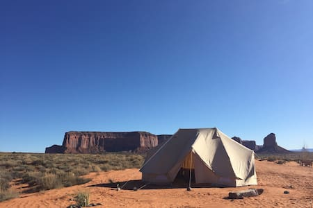 Tent Group Glamping - Oljato-Monument Valley - Tenda