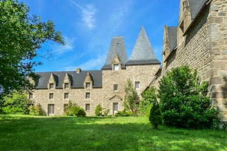 Traditional mansion 10km to the zoo - Combourg
