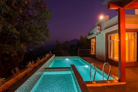 Uno,a luxurious villa stay at lonavala/pavana.