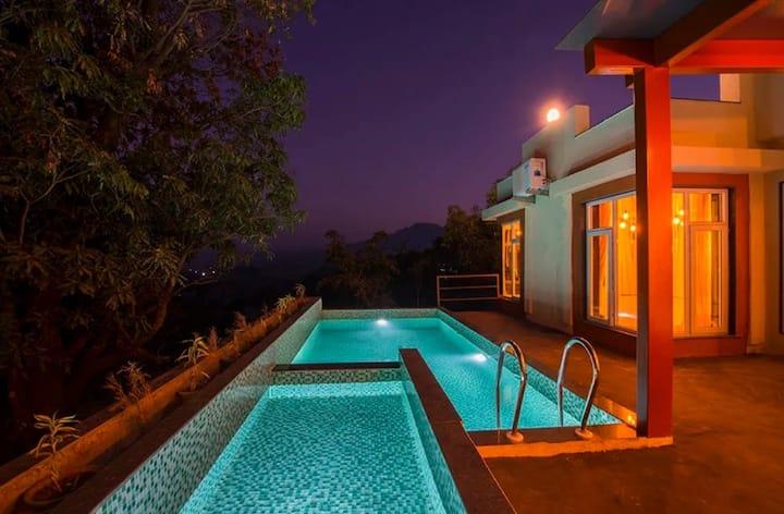 Infini,a luxurious villa stay at lonavala/pavana.