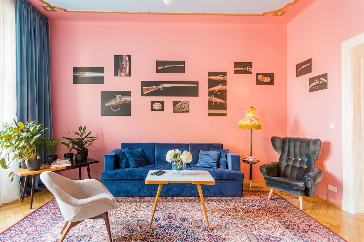 Explore the Historic City from an Extravagant Apartment