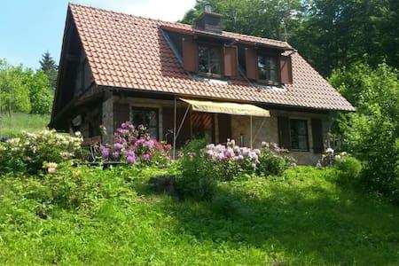 Einzigartige Alleinlage in der Rhön - Casa