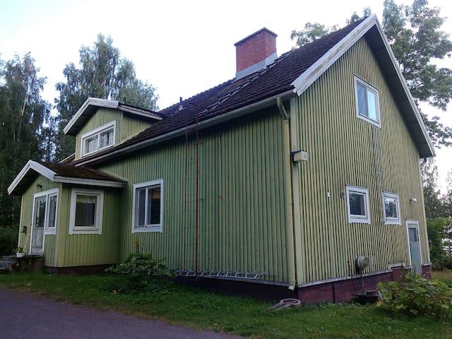 House in Puumala