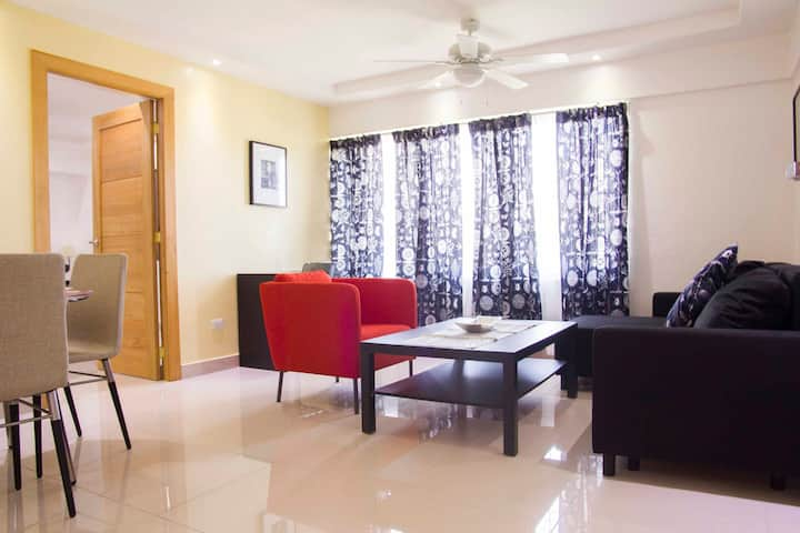 New Comfortable and centrical 1-Bedroom Apartment
