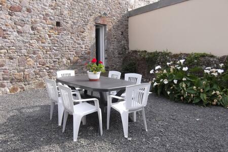 Maison située entre Terre et Mer - Montmartin-sur-Mer - Dům