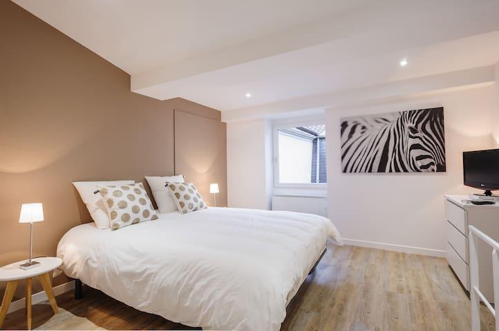 Charme de la presqu'île Duplex 85 m2 refait à neuf - Lyon - Apartamento
