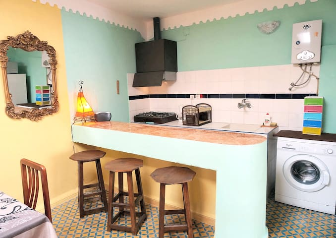 Appartement Oualidia terasse jardin - Oualidia - Byt