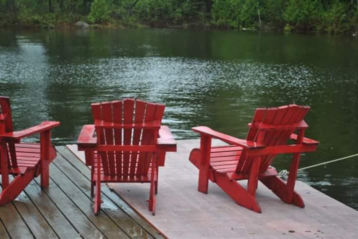 COME LAKE IT!  on Lake Temagami