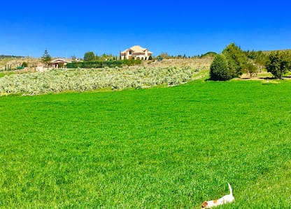 A Kings sweet Villa near Mosaici ! - Piazza Armerina - Вилла