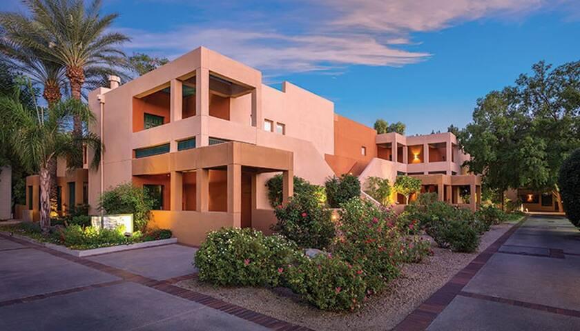 Scottsdale, Arizona , Country style Golf Resort
