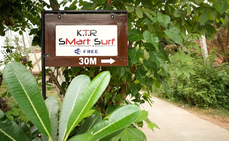 K.T.R Smart Surf Madiha – Rooms and Restaurant