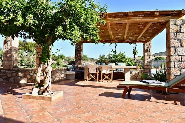 Villa Rena  inZefyria