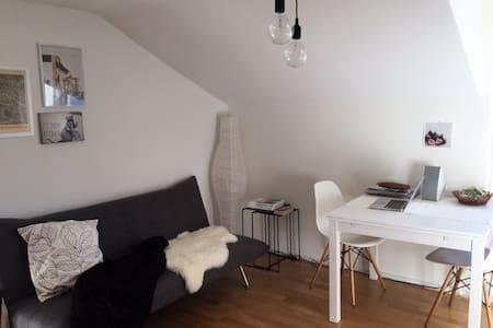 Kleines, zentrumsnahes Apartment - Appartement