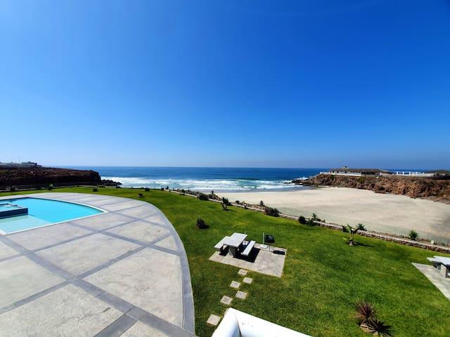 Oceanfront Brand New Condo - La Jolla Excellence