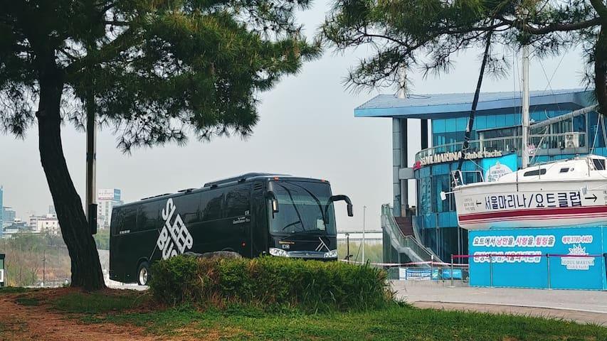 게스트하우스 버스 (여의도)