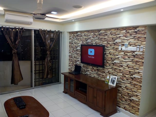 Modern Apartment @North Kuala Lumpur - Kuala Lumpur