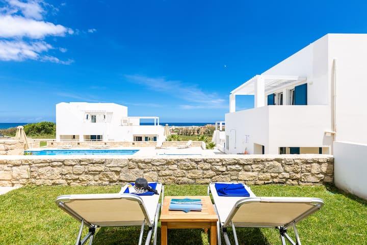 Triton Sea View villa 2-Three bedroom villa