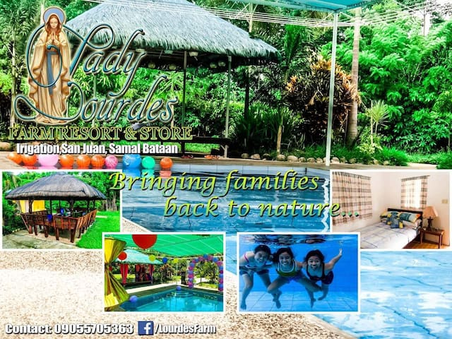 LADY LOURDES FARM RESORT