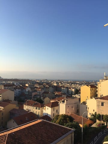 Cosy and comfy 2 rooms appartment in Nice - 45m2
