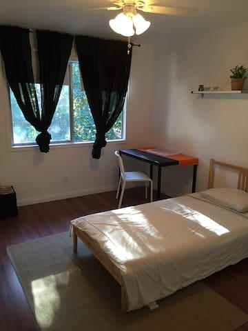 Zen space for de-stressing yourself