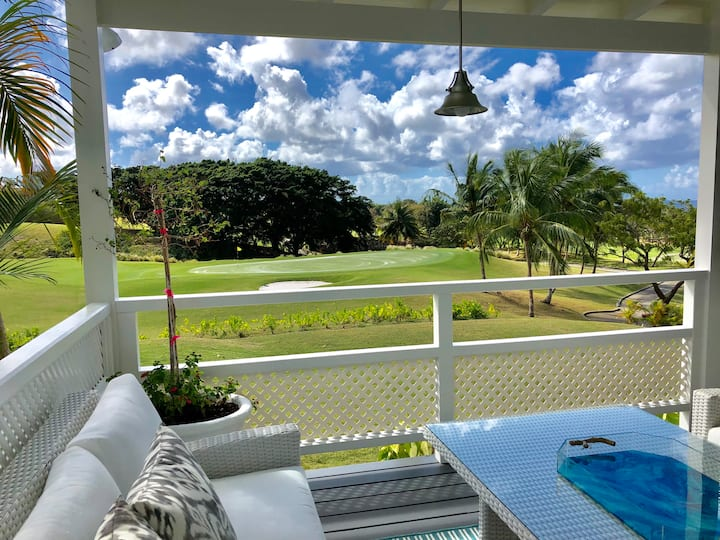 Beautiful Cassia, Royal Westmorland Barbados