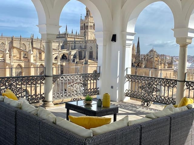 The most Exclusive apartment in Sevilla