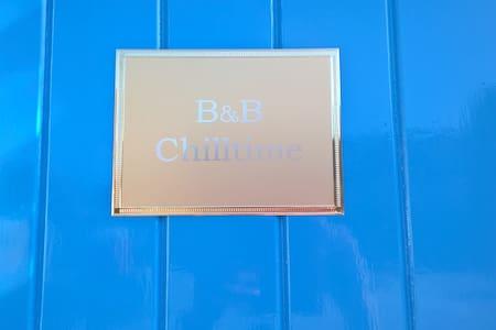 B&B Chilltime met ruime sauna - Harlingen