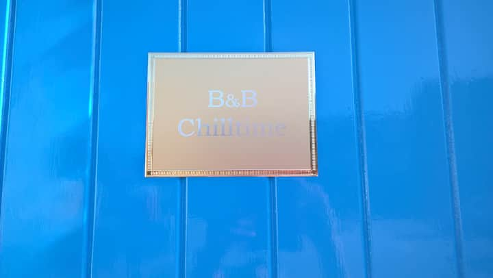 B&B Chilltime ruime studio/appartement