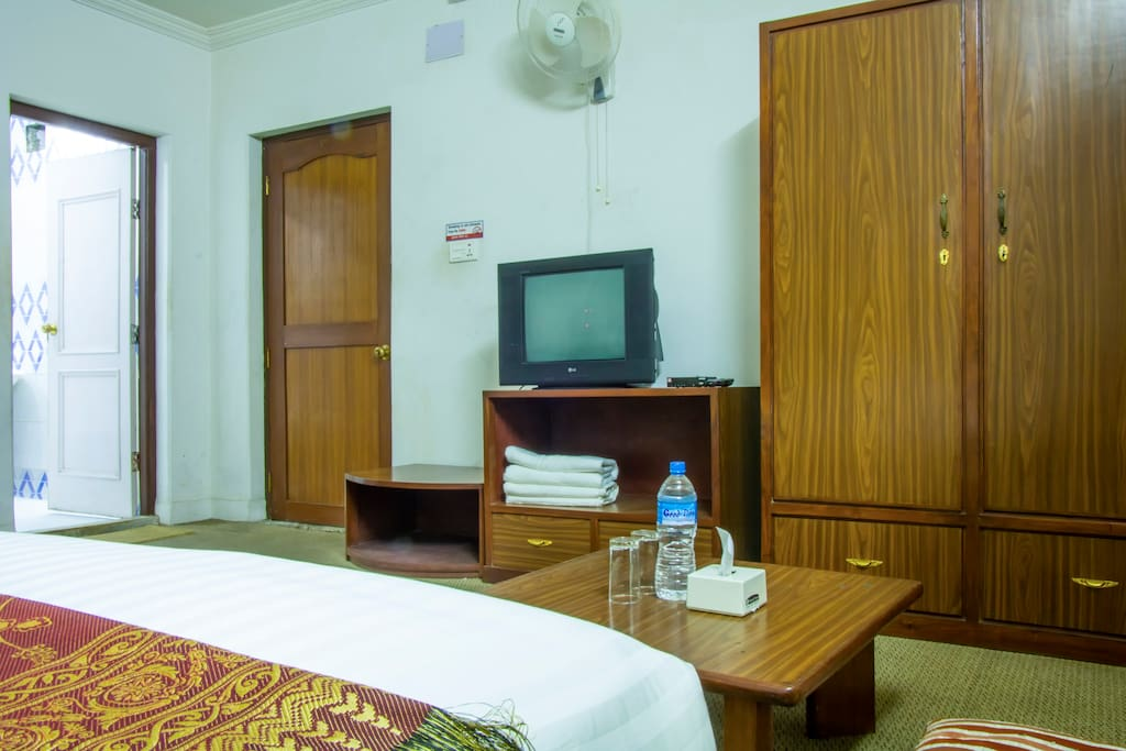 Standard room -Double bed