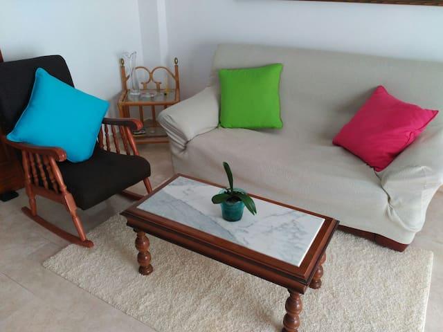 Piso/casa amplio en Salobreña. - Andalucía, España - Hus
