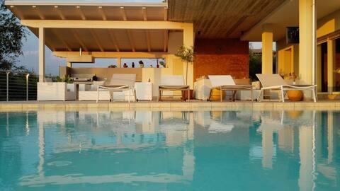 Ubicación fantástica Lago de Garda