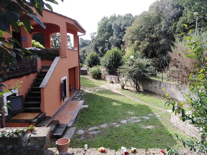 Un soggiorno rilassante alle porte di Roma