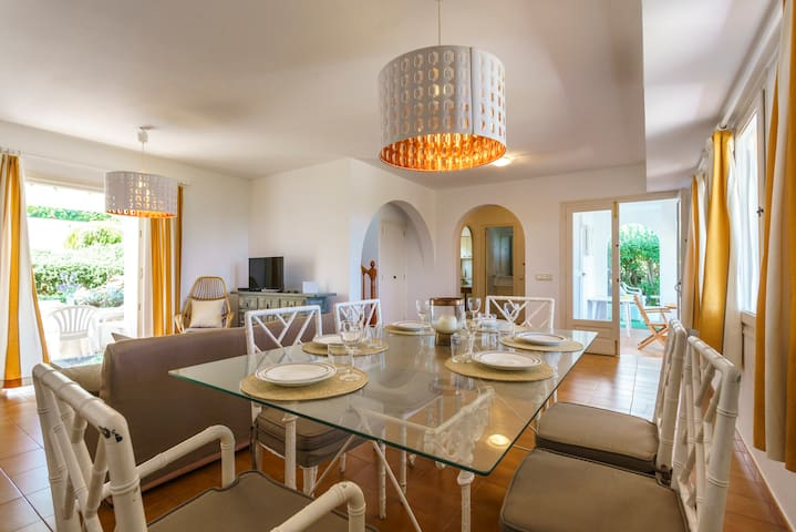 Villas en Menorca Son Parc Villa  Nº4