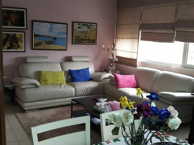 Comfy 3 beds  apartment in Tirana