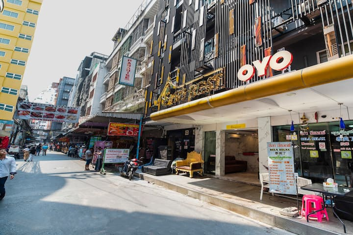 OYO Siam best / Monthly rooms