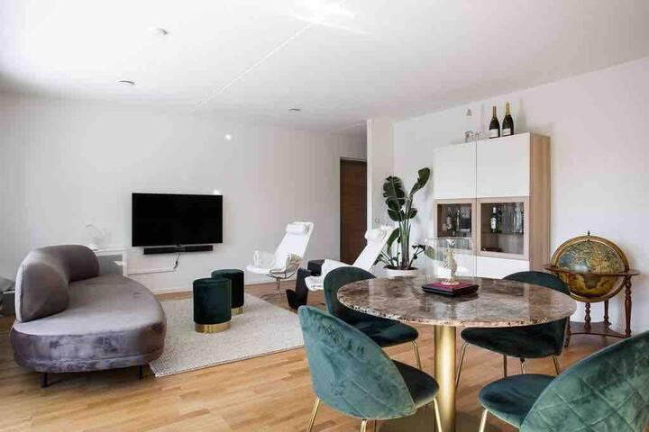 Lägenhet Maria Park 85kvm