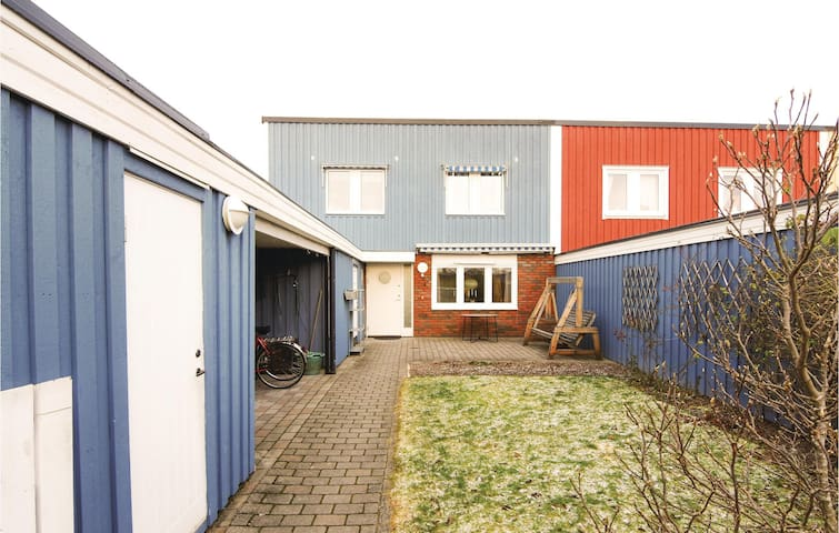 Terraced house with 4 bedrooms on 180m² in Karlstad