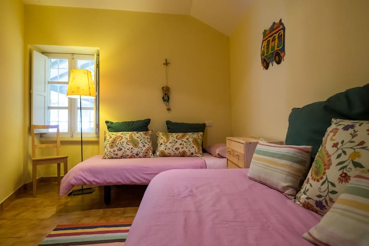 Cottage with double room and twin room - Nigrán - Guesthouse