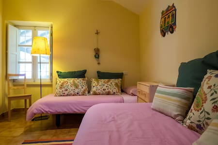 Cottage with double room and twin room - Nigrán - เกสต์เฮาส์