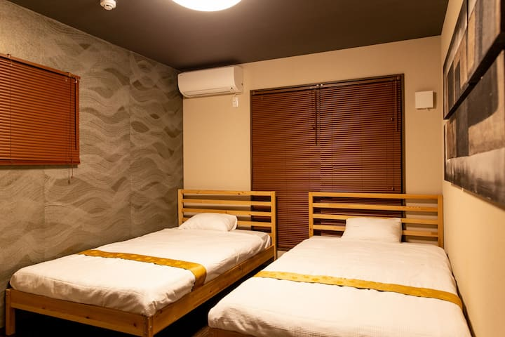 The Pagoda Experience: Kyoto Station, 2 beds, 102