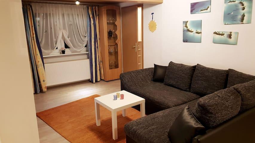 Gästehaus Gambach 4 Zimmer Ferienwohnung