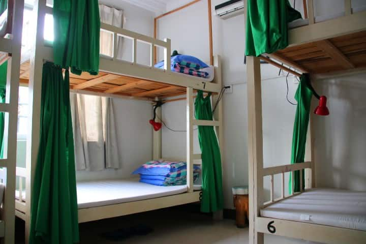 Godot Youth Hostel&Dormitory Room混住床位