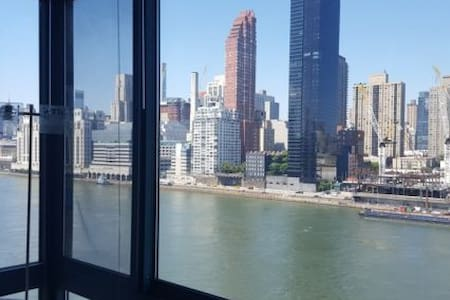 Private Use of Bright Waterfront Apartment - Nova York