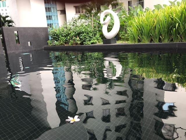 Modern, cozy & central location! - Kuala Lumpur