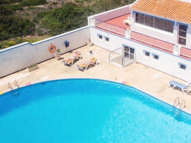 Goran Violet Apartment, Sagres, Algarve - Raposeira - Apartemen