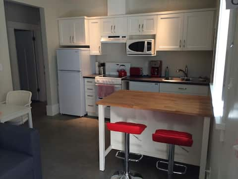 One bedroom basement suite in downtown Kamloops