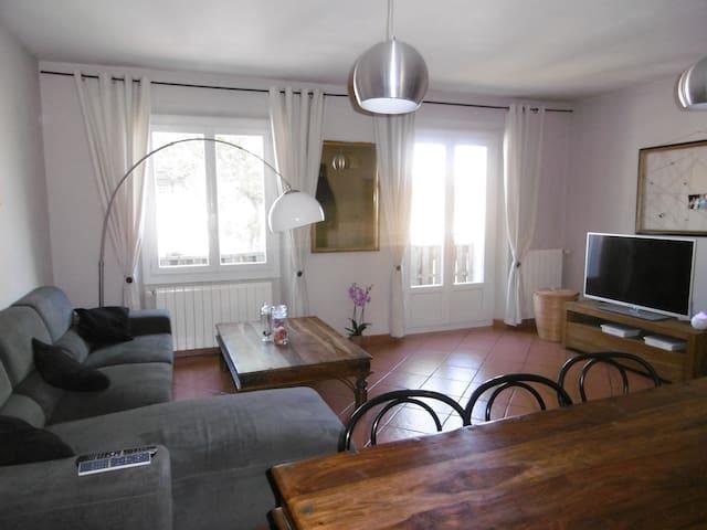 Grande Maison de Ville- A 20min du fest d'Avignon - Carpentras - บ้าน