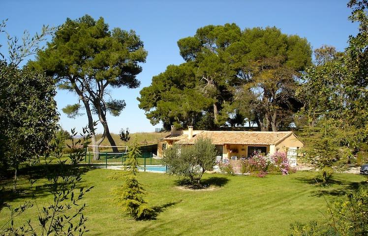 Gite La Bergerie - Villesiscle - House